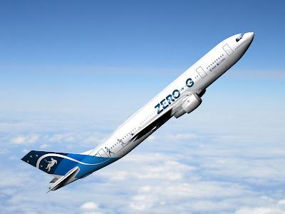 A300 Zero-G de la ESA