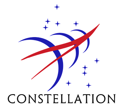 Logotipo del proyecto Constellation (NASA)