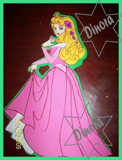 ... moldes de las princesas para poderlas hacer en fomi para 08 noviembre