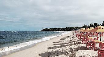 Praia do Gunga - BA