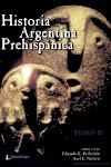 Historia Argentina prehispánica.