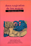 Aves sagradas de los Mayas