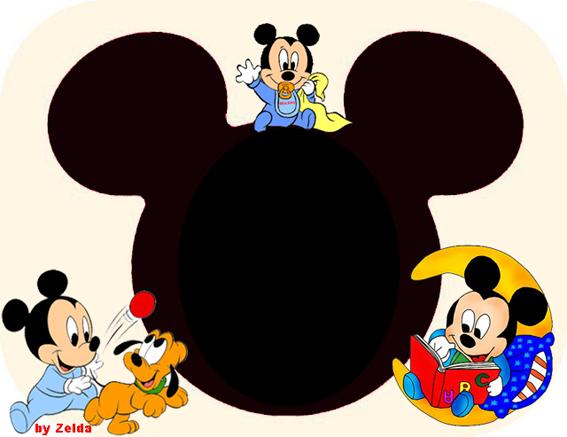 Mickey bebé Disney png - Imagui