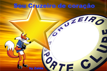 Artes Da Zelda  Novas Molduras Em PNG Do Time Cruzeiro