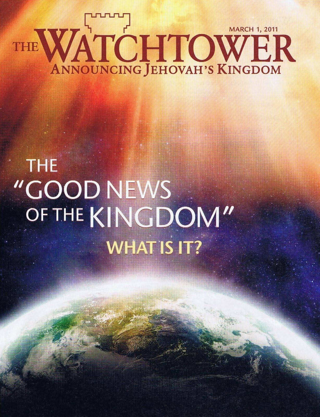 What is God&#39;s Kingdom