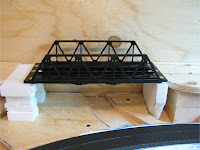 Warren truss bridge kit