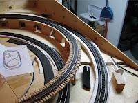 Track installation