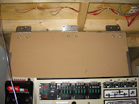 Installation of control panel