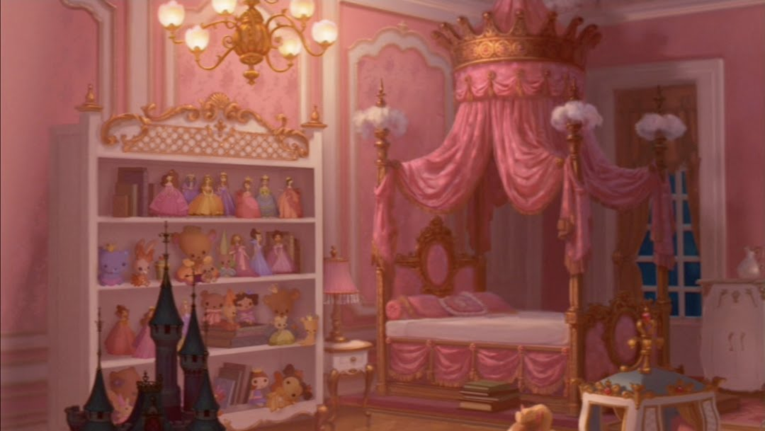 Animation Backgrounds THE PRINCESS AND THE FROG 2009