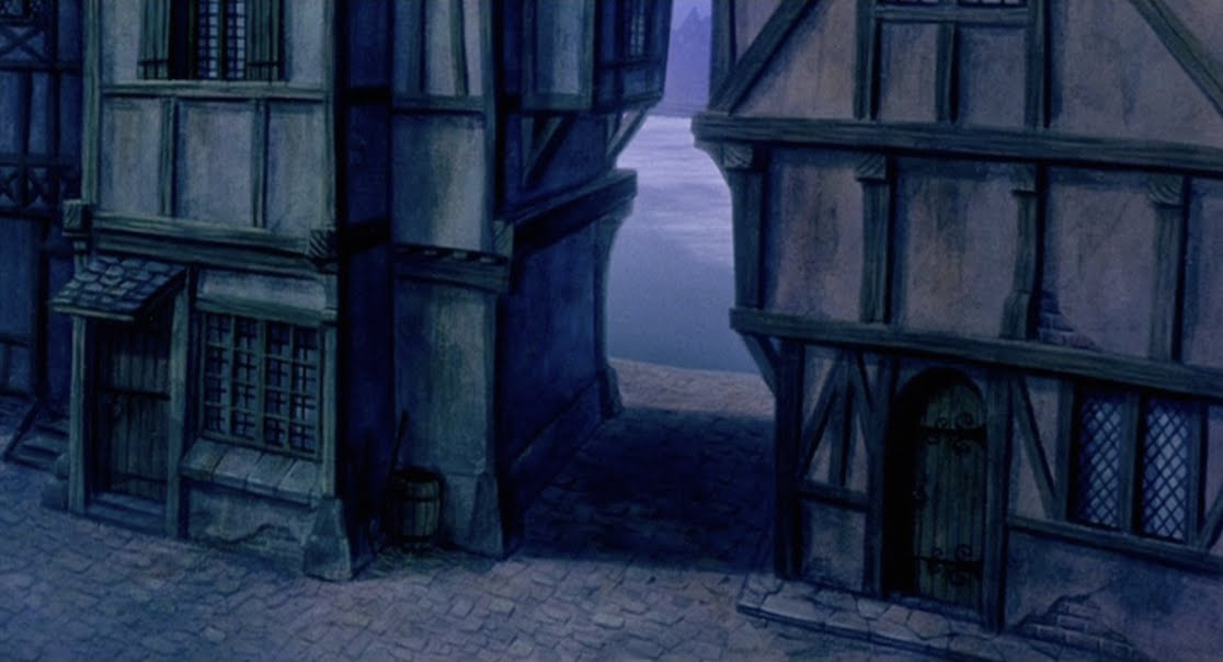 Animation Backgrounds The Hunchback Of Notre Dame