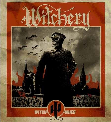 WITCHERY - Witchkrieg
