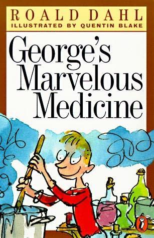 Doodidooda george s marvellous medicine