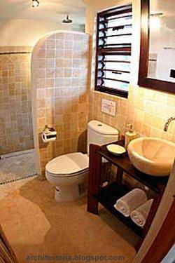 home design and interior desain kamar mandi