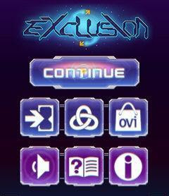 Nokia Exclusion v1.0.3 Symbian S60v3 OS 9.x S60v5 OS 9.4