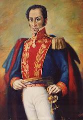 Simón Bolivar.