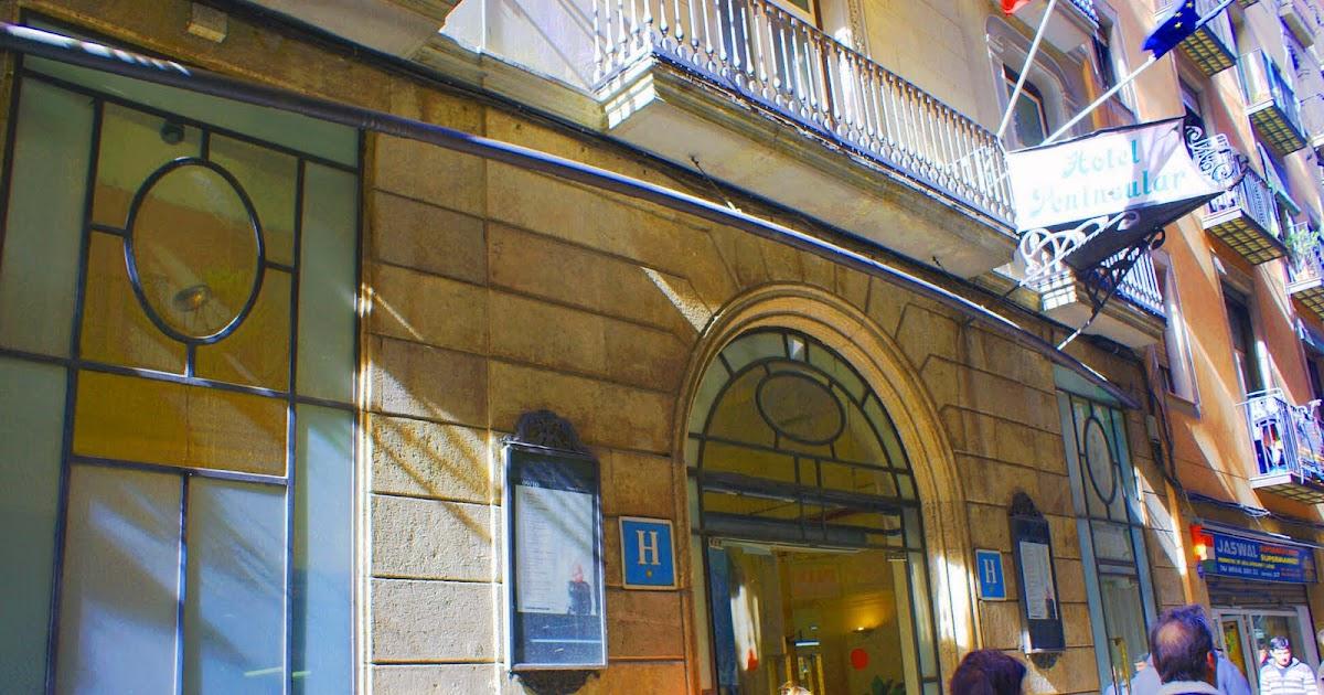Hotel Peninsular Barcelona Room