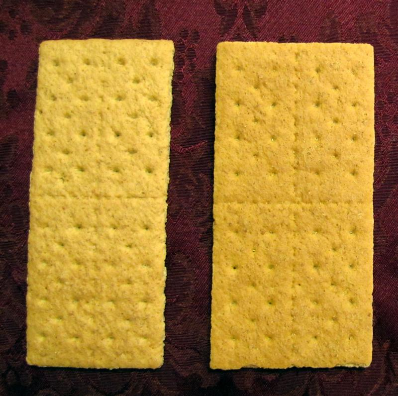 Flavors of the Umpqua: Honey Maid Shrunk My Graham Crackers, Too!
