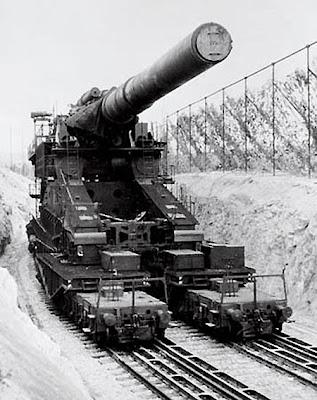 Las locas máquinas del tercer Reich