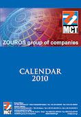 CALENDAR 2010 - ZOUROS