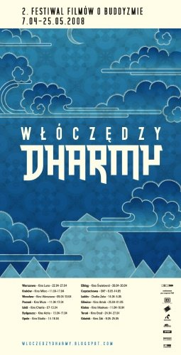 2 Festiwal Filmów o Buddyzmie - Włóczędzy Dharmy