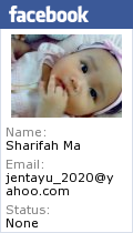 Sharifah Ma FB