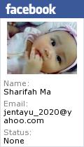 Sharifah Ma FB