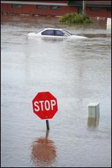 banjir diselatan Sinai