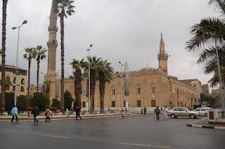 Makam Hussein Bin Ali Di Kairo