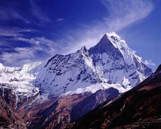 Fungsi Penciptaan Gunung
