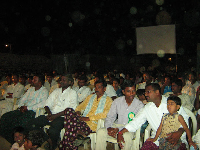 People who attended the meeting of SVYA Avirbhavasaba