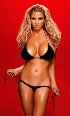 Tina Marie Jordan - Miss Playboy Playmate March 2002