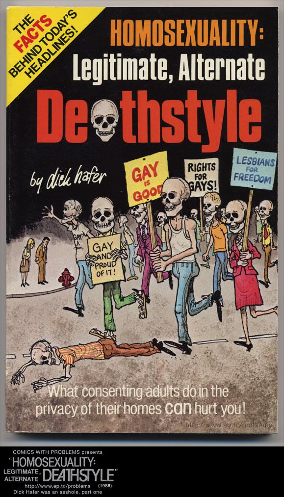 homosexuality legitimate alternative deathstyle pdf