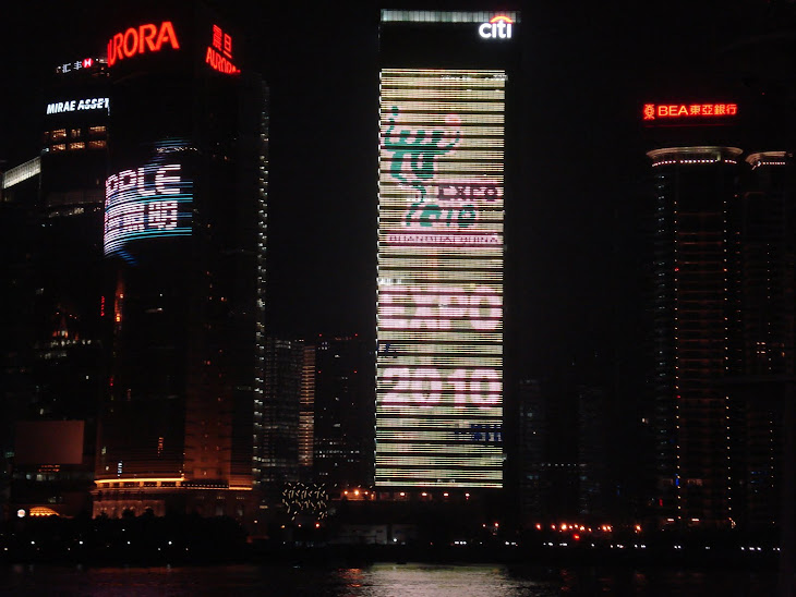 Shanghai e l'expò