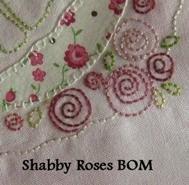 Shabby Rose BOM
