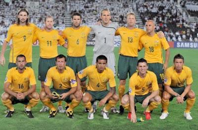 Los 32 equipos que iran al mundial Australia