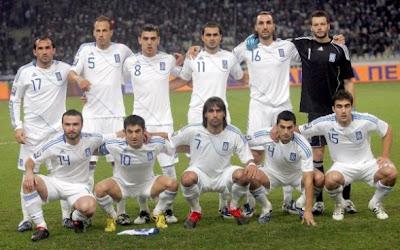 Los 32 equipos que iran al mundial Grecia