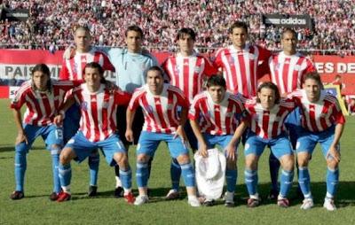 Los 32 equipos que iran al mundial Paraguay