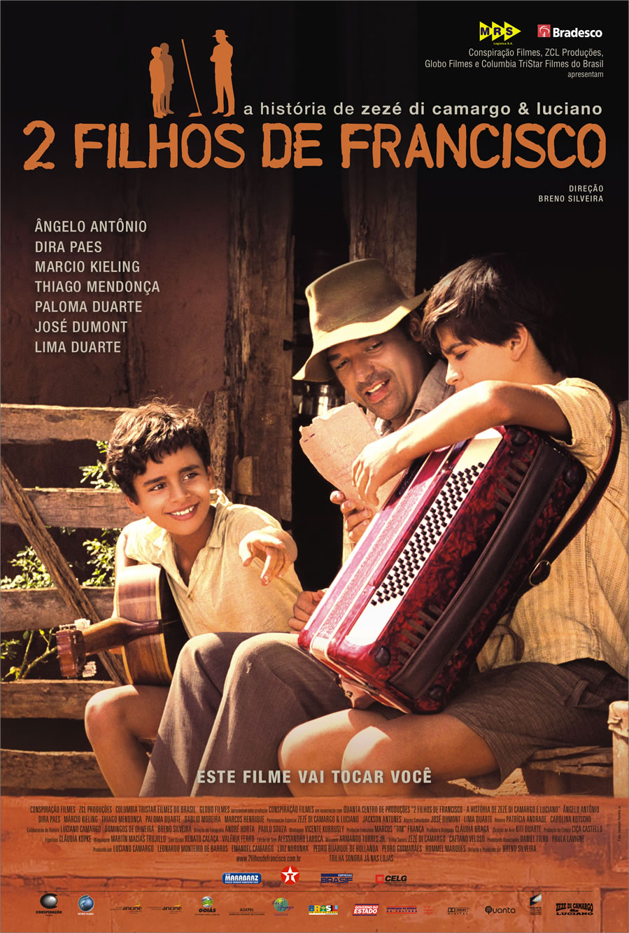 2 Filhos de Francisco – Nacional Torrent