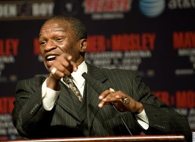 Final Press Conference Floyd Mayweather Sr.
