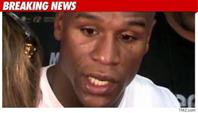 Floyd Mayweather Jr. Restraining Order
