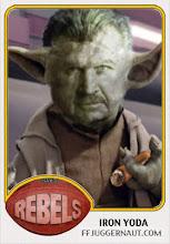 Ask Iron Yoda!