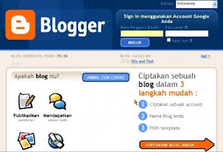Pasang Simple Tabs di  Blogger
