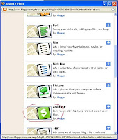 Mengenal Page Element di Blogspot