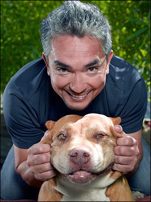 cesar millan family. How does Cesar Millan