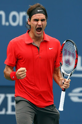 Roger federer 4 aces sweepstakes