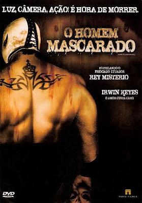 O Homem Mascarado (Dublado)