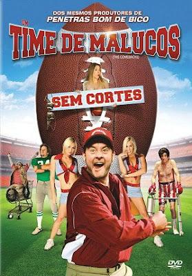 Filme Poster Um Time de Malucos DVDRip XviD & RMVB Dublado