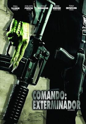 Comando Exterminador (Dublado)