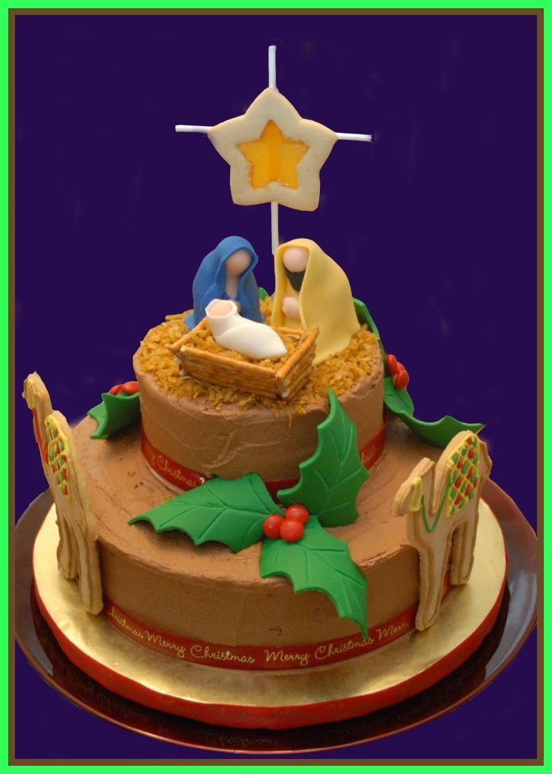 Jesus Birthday Cake Images : Share