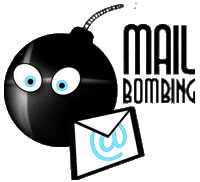 JbonBlanc mail-bomber/maileur anonyme